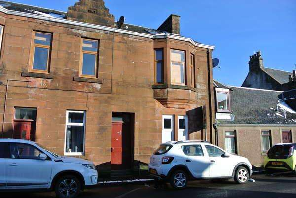 1 Bedroom Flat for sale in 10B Glasgow Road, Strathaven, ML10 6LZ