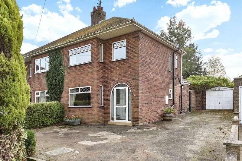 3 Bedrooms Semi Detached House for sale in Fleet Road, Fleet, PE12