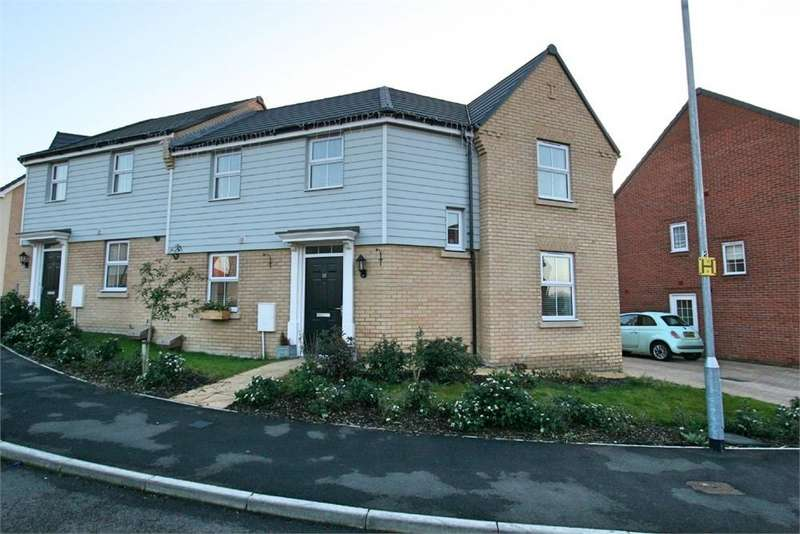 3 Bedrooms Semi Detached House for sale in Oak Drive, Southminster, Essex