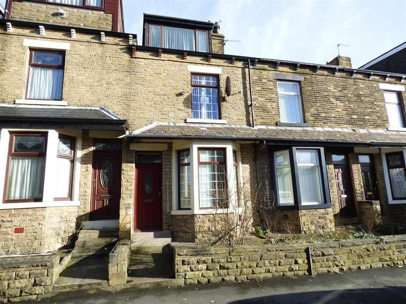 4 Bedrooms Terraced House for sale in Thornbury Avenue, Bradford