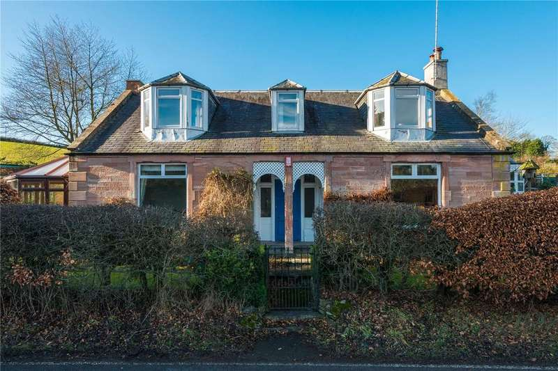 4 Bedrooms Detached House for sale in Murrayfield, Roslin Glen, Roslin, Midlothian
