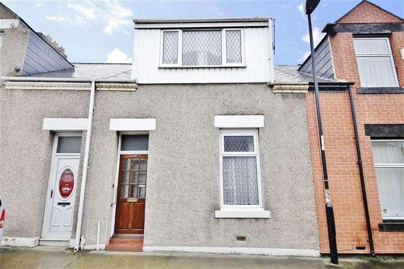 4 Bedrooms Terraced House for sale in Rose Street, Millfield, Sunderland, SR4