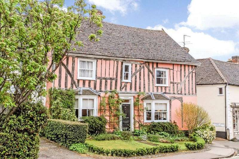 3 Bedrooms Semi Detached House for sale in High Street, Lavenham, Sudbury, Suffolk, CO10
