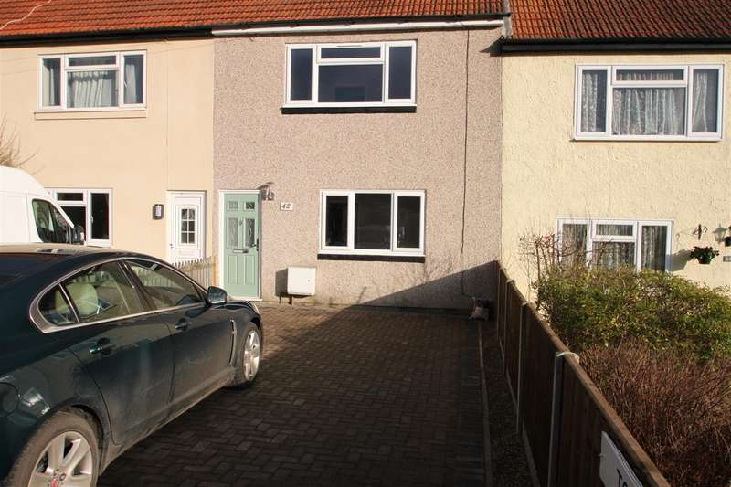 2 Bedrooms Terraced House for rent in Oxenhill Road, Kemsing, Sevenoaks