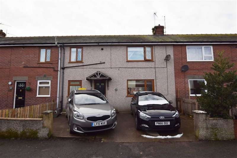4 Bedrooms Terraced House for sale in Lord Street, Dalton In Furness, Cumbria