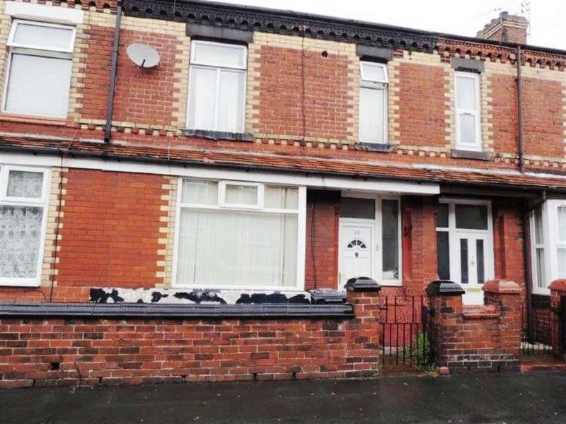 3 Bedrooms Terraced House for sale in Brightman Street, Abbey Hey, Manchester