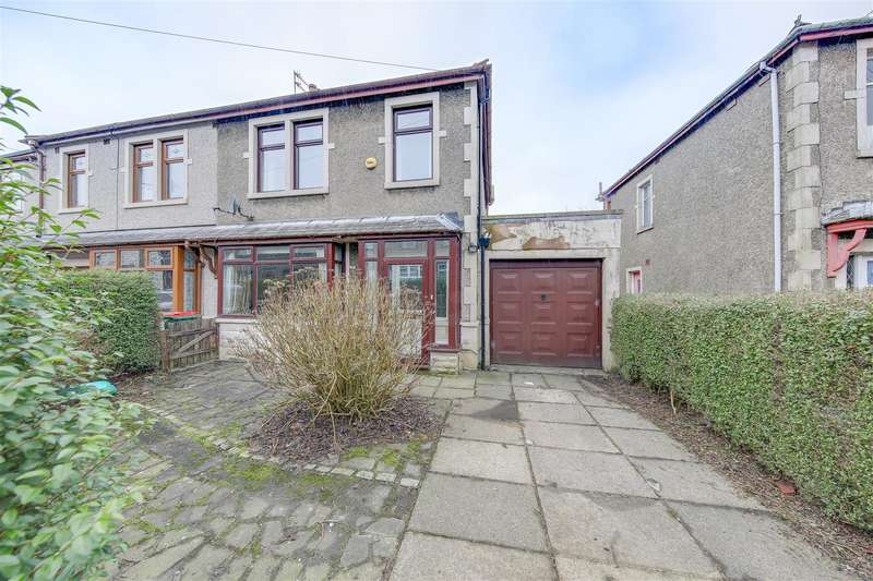 3 Bedrooms Semi Detached House for sale in Park Road, Waterfoot, Rossendale