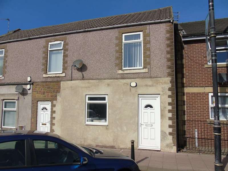 3 Bedrooms Apartment Flat for sale in Front Street, Newbiggin-by-the-Sea, Northumberland, NE64 6AA