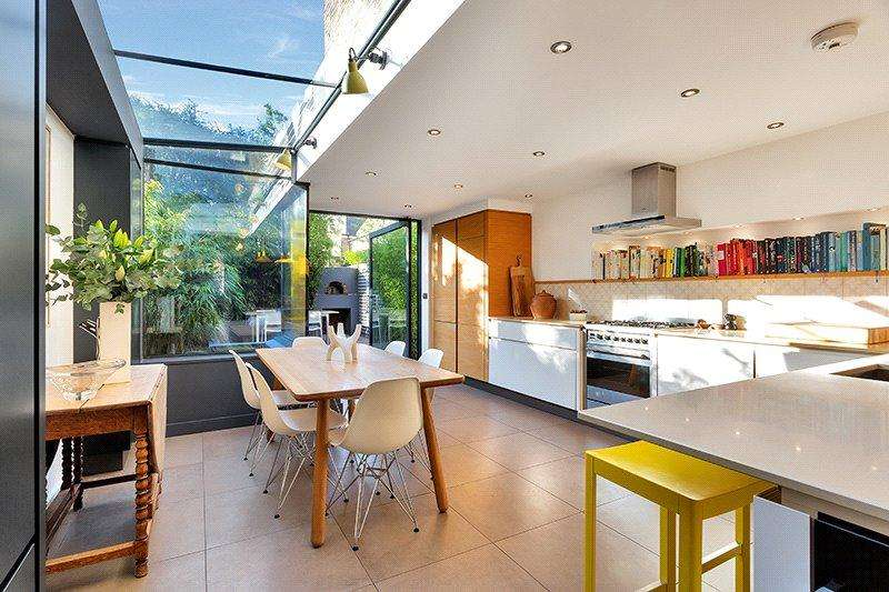 4 Bedrooms Terraced House for sale in Dale Street, Chiswick, London, W4