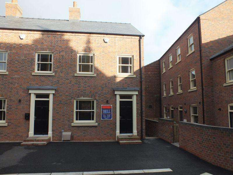 3 Bedrooms End Of Terrace House for sale in Banks Street, Horncastle