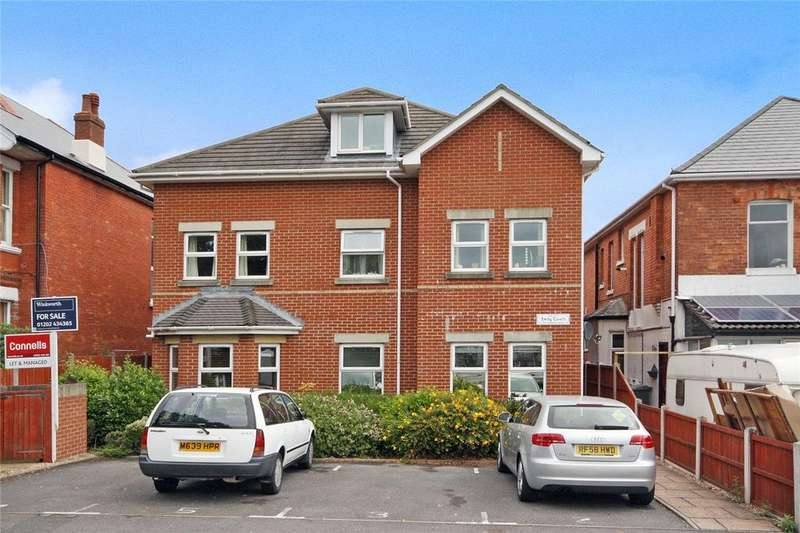2 Bedrooms Flat for sale in Emily Court, 102 Southbourne Road, Bournemouth, Dorset, BH6