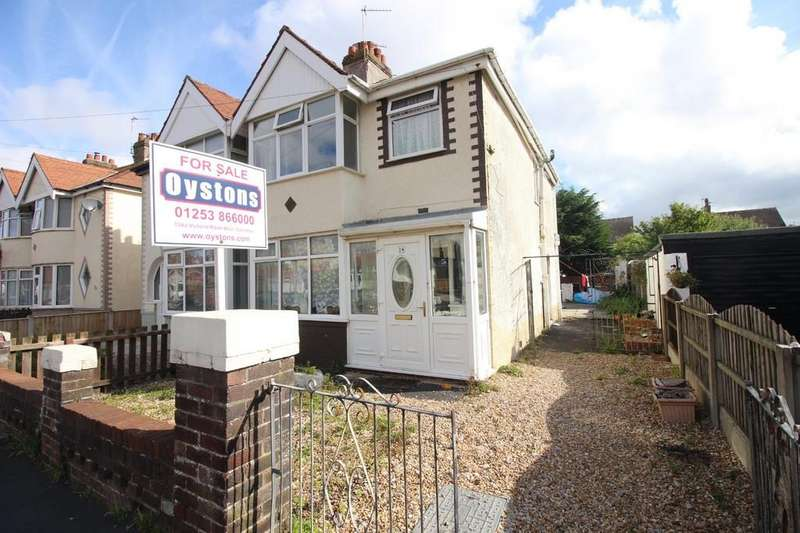 3 Bedrooms Semi Detached House for sale in Maida Vale, Thornton-Cleveleys