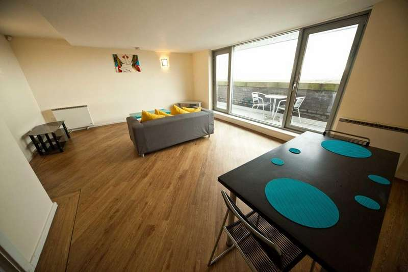 2 Bedrooms Apartment Flat for sale in Centenary Mill, Preston
