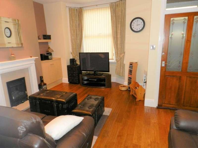 2 Bedrooms Terraced House for sale in Nimes Street, Preston