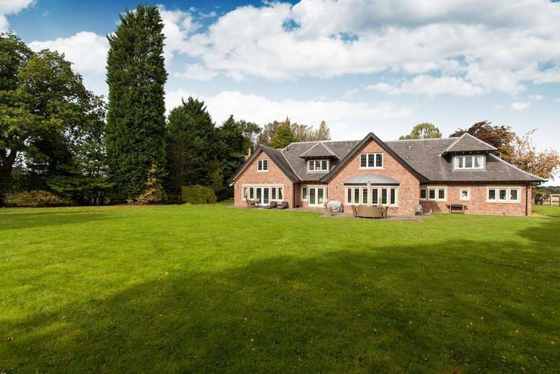 5 Bedrooms Detached House for sale in Chelford Road, Alderley Edge