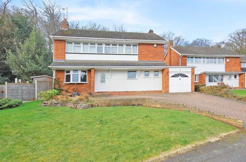 3 Bedrooms Detached House for sale in Henwood Road, Compton, Wolverhampton WV6