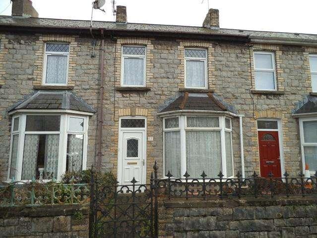 3 Bedrooms House for sale in Sunnyside Road, Bridgend CF31