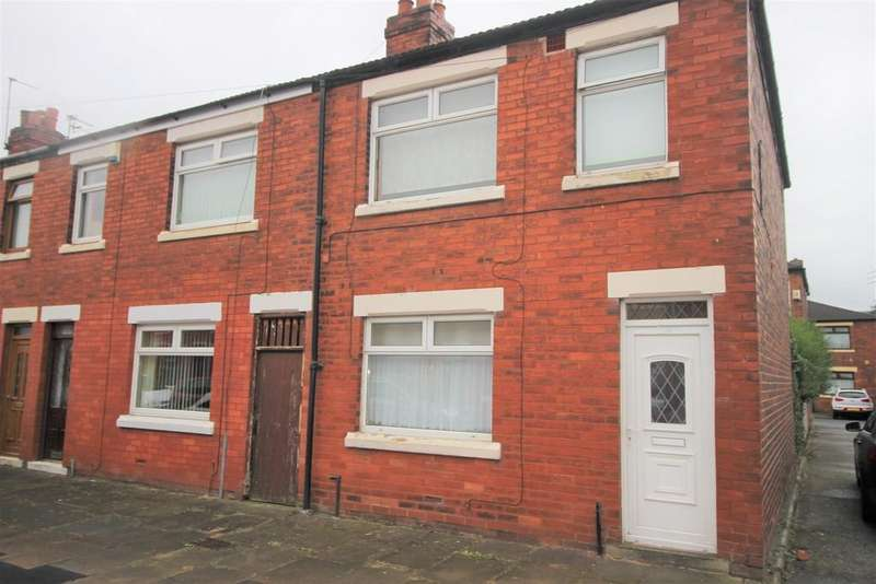 3 Bedrooms End Of Terrace House for sale in Lonsdale Road, Preston