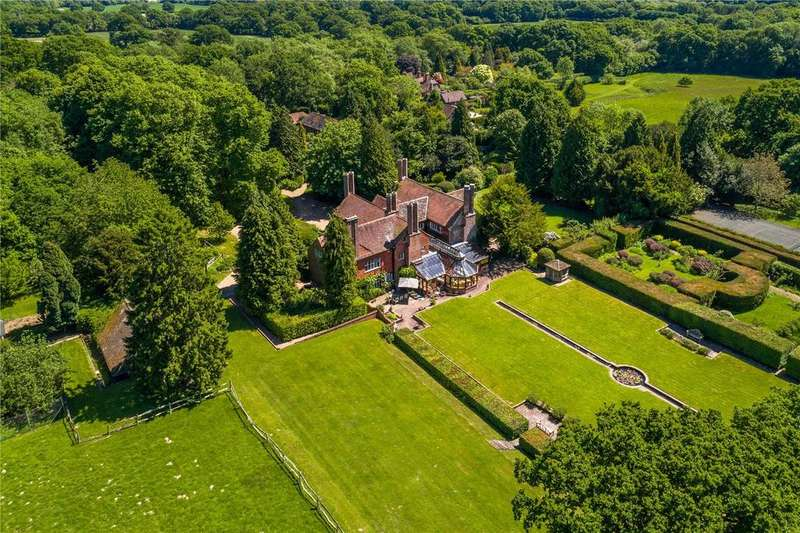 6 Bedrooms House for sale in Cuckfield Road (Lot 1), Ansty, Haywards Heath, West Sussex