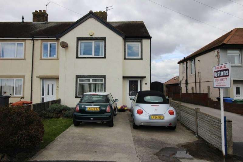 3 Bedrooms End Of Terrace House for sale in Melbourne Avenue, Fleetwood