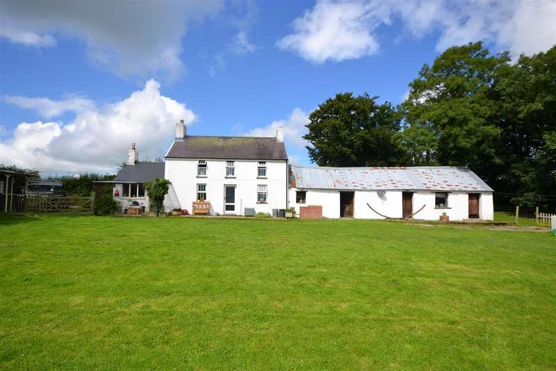 3 Bedrooms Detached House for sale in Croeslan