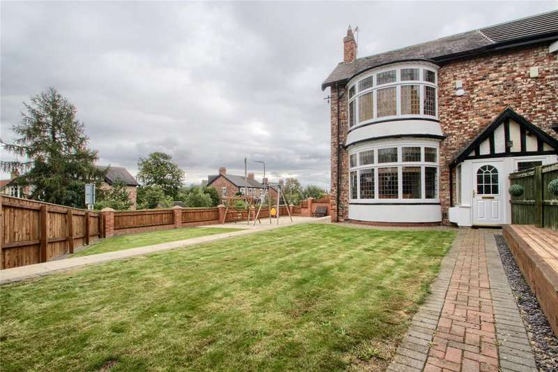 2 Bedrooms Semi Detached House for sale in Bishopton Road, Grangefield