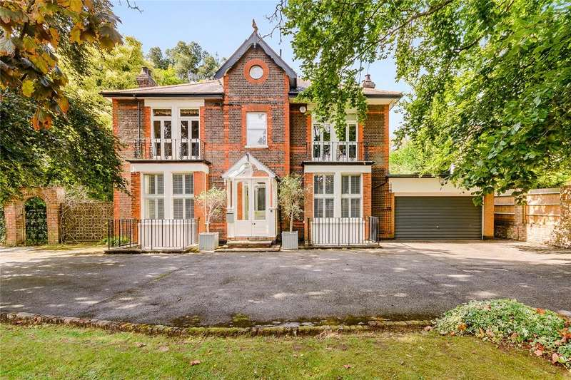 4 Bedrooms Unique Property for sale in Abbots Road, Abbots Langley, Hertfordshire, WD5