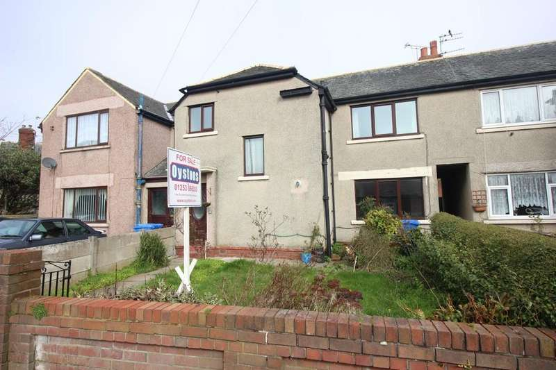 3 Bedrooms Terraced House for sale in Knowsley Crescent, Thornton Cleveleys