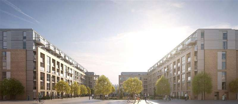 2 Bedrooms House for sale in Packington Square, London, N1