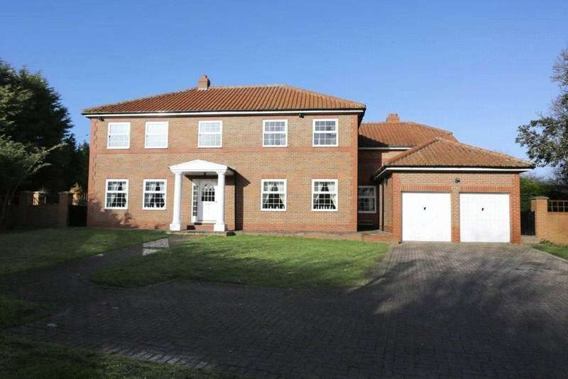 5 Bedrooms Detached House for rent in Drovers Lane, Redmarshall