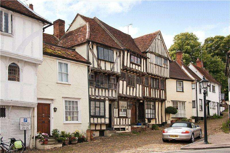 3 Bedrooms Unique Property for sale in Stoney Lane, Thaxted, Dunmow, Essex, CM6