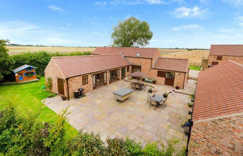 2 Bedrooms House for sale in North Kyme Fen, North Kyme, Lincoln, Lincolnshire, LN4