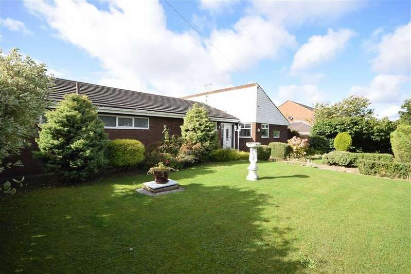 3 Bedrooms Detached Bungalow for sale in King George Road, South Shields