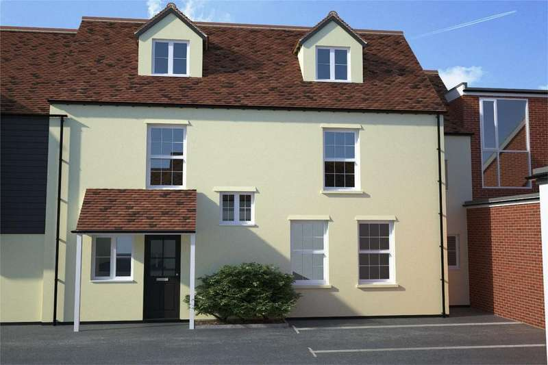 2 Bedrooms Flat for sale in The Square, Sawbridgeworth