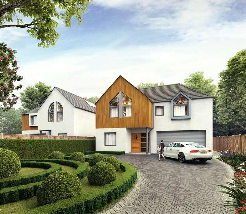 4 Bedrooms House for sale in Queens Road, Hersham, KT12