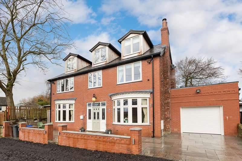 5 Bedrooms Detached House for sale in Hilda Road, Gee Cross