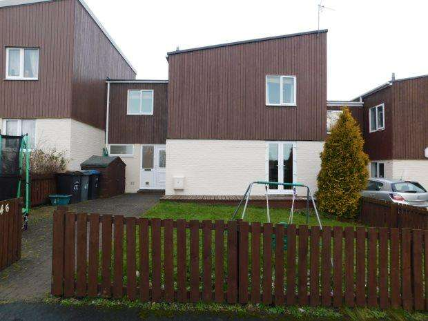 4 Bedrooms Terraced House for sale in BURNIGILL, MEADOWFIELD, DURHAM CITY : VILLAGES WEST OF