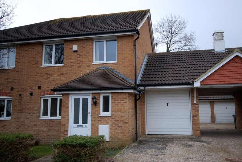 3 Bedrooms Semi Detached House for rent in Quinneys Place, Whitstable