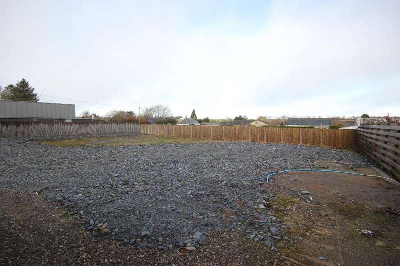 Plot Commercial for sale in Birnam Wood Way, Wolfhill, Perthshire, PH2 6TH