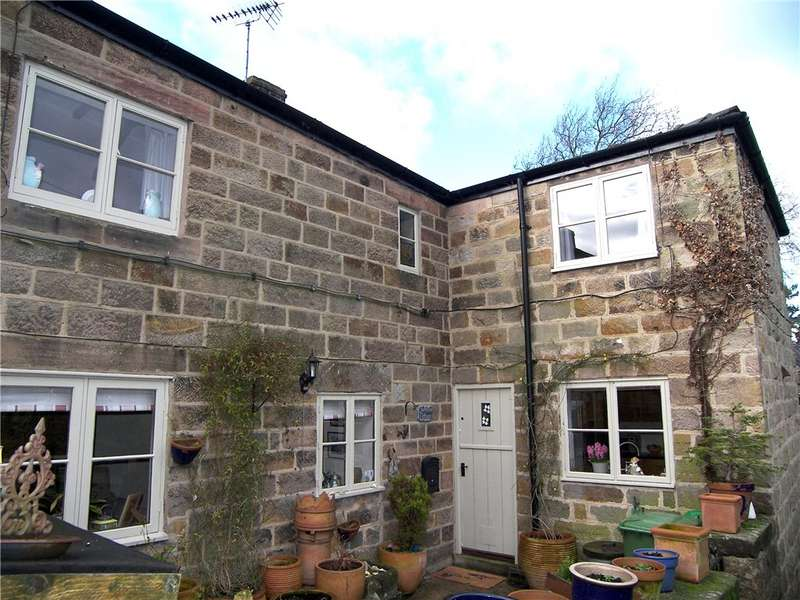2 Bedrooms End Of Terrace House for sale in Makeney Terrace, Milford, Belper, Derbyshire, DE56