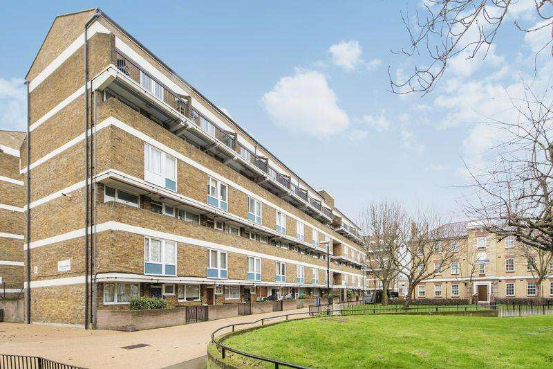 3 Bedrooms Maisonette Flat for sale in Hitchin Square, Bow E3