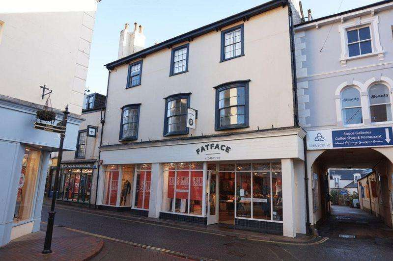 1 Bedroom Apartment Flat for rent in Fore Street, Sidmouth