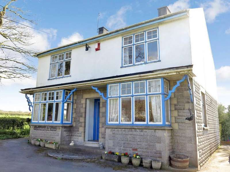 4 Bedrooms Detached House for sale in Temple Cloud, Bristol