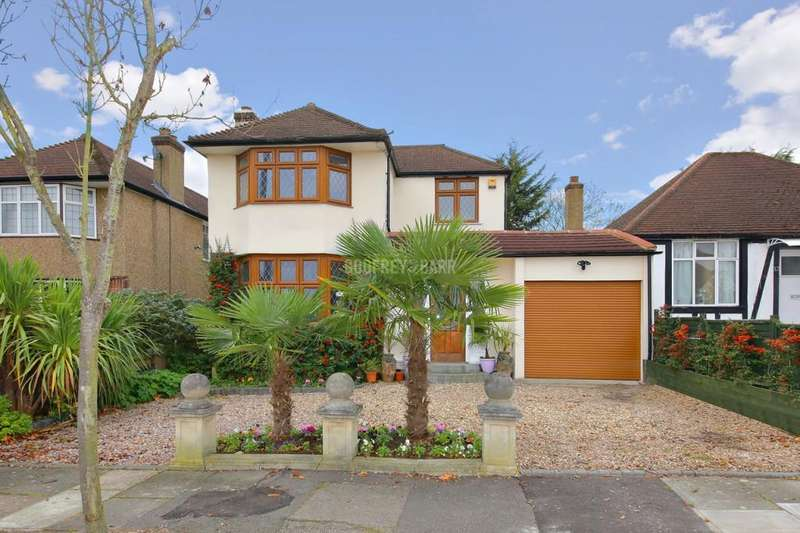 4 Bedrooms Detached House for sale in Featherstone Road, Mill Hill