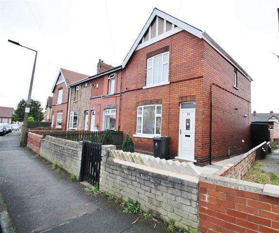 3 Bedrooms End Of Terrace House for sale in Church Road, New Edlington, Doncaster, DN12 1AX