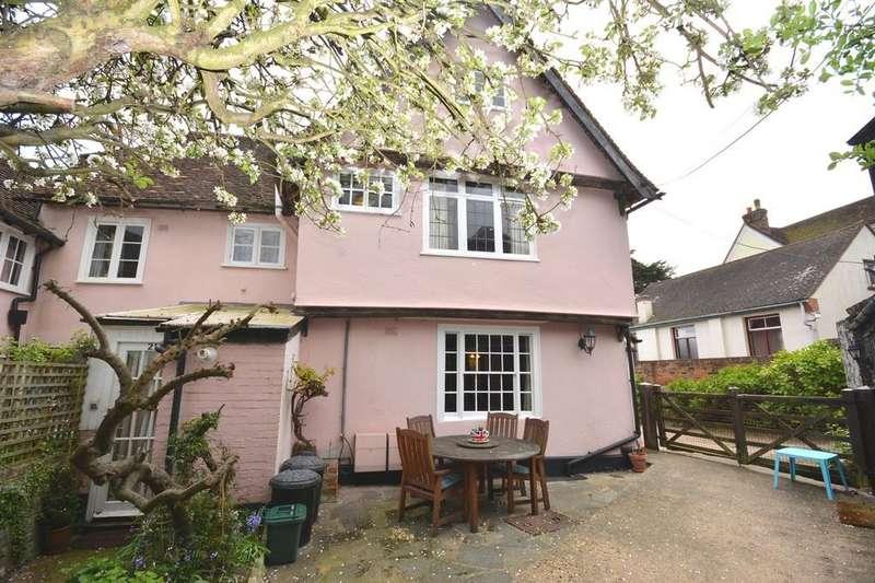 4 Bedrooms Semi Detached House for sale in Bradford Street, Braintree, Essex