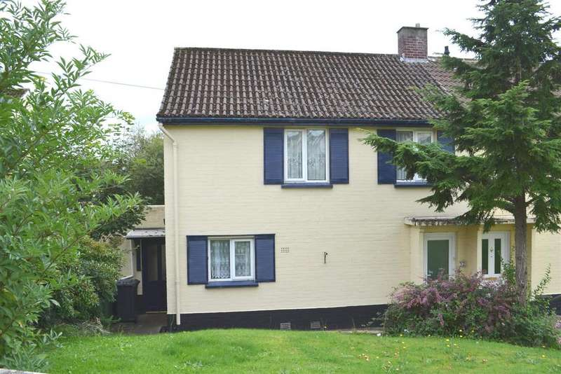 3 Bedrooms Semi Detached House for sale in Gould Road, Barnstaple