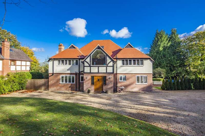 6 Bedrooms Detached House for rent in Churn Lodge, Streatley on Thames, RG8