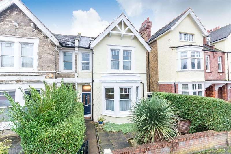 5 Bedrooms Semi Detached House for sale in Kingsmead Road, London