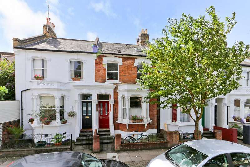 2 Bedrooms Apartment Flat for sale in Conewood Street, N5 1DJ